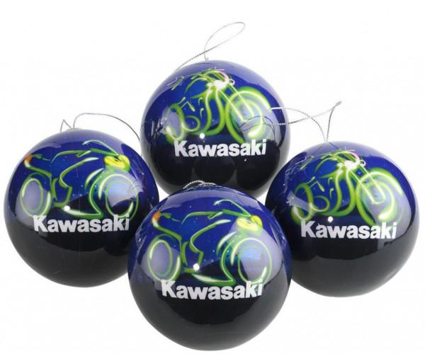 Kawasaki Kugeln für Weihnachtsbaum