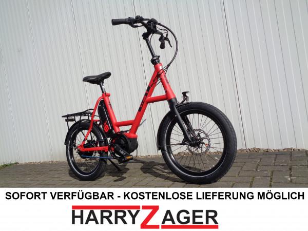 i:SY DrivE S8 N3.8 ZR E-Bike Modell 2020 rot