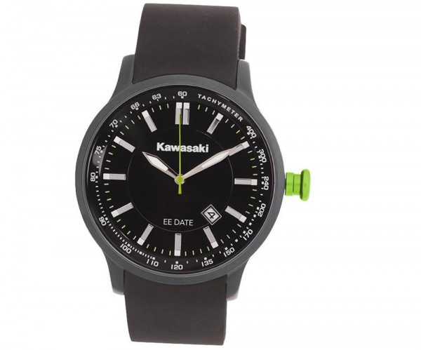 Kawasaki Armbanduhr analog mit Datum